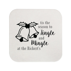 Jingle and Mingle Coaster
