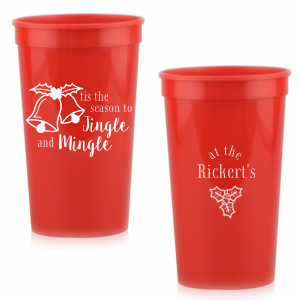 Jingle and Mingle Cup