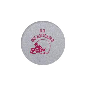 Football Helmet Label