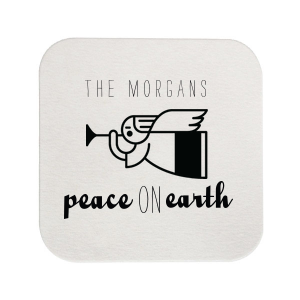 Peace On Earth Coaster