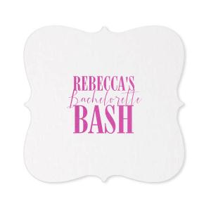 Bachelorette Bash Coaster