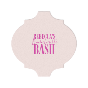 Bachelorette Bash Coaster
