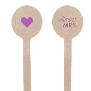 Bachelorette Brunch Stir Stick