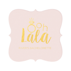 Ooh Lala Coaster