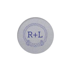 Nautical Rope Label