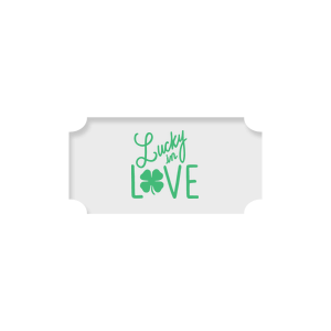 Lucky In Love Label