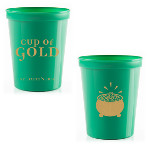 Cup of Gold Stadium Cup