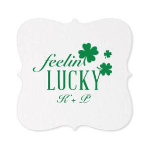 Feelin' Lucky Coaster