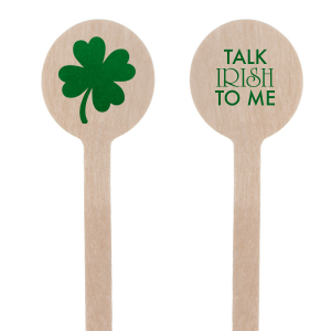 Talk Irish To Me Stir Stick