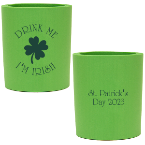 Drink Me I'm Irish Can Cooler