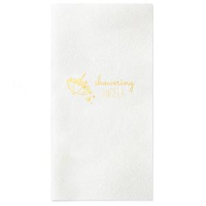 Bridal Shower Umbrella Napkin