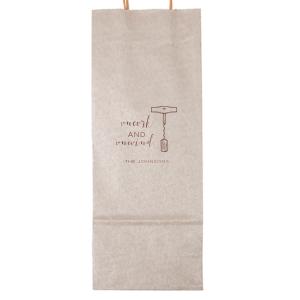 Uncork and Unwind Wine Bag