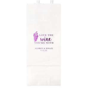 Love the Wine Gift Bag