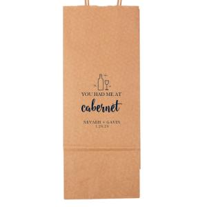 Cabernet Wine Gift Bag