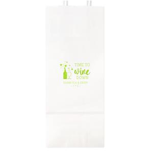 Wine Down Gift Bag
