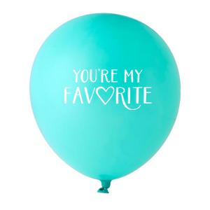 My Favorite Balloon