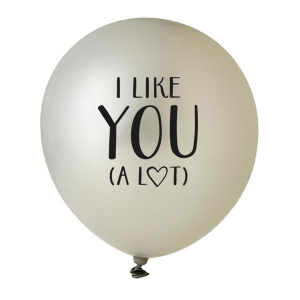 I Like You Balloon