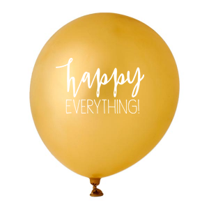 Happy Everything Balloon