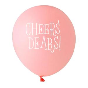 Cheers Dears Balloon