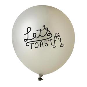 Let's Toast Balloon