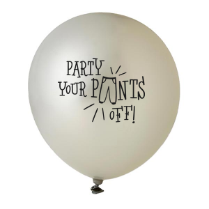 Party Pants Balloon