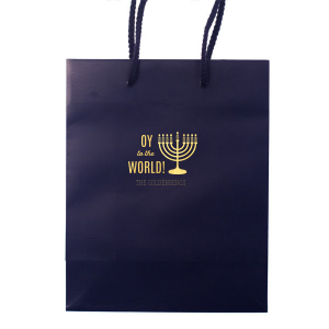 Oy to the World Bag