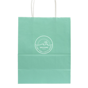 Beach Badge Welcome Bag