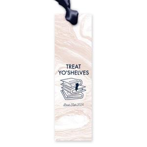 Treat Yo'Shelves Bookmark