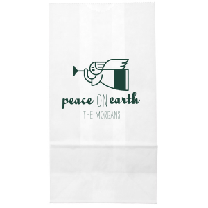 Peace on Earth Bag