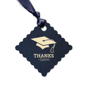 Graduation Thank You Tag