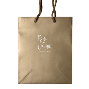 Best Day Ever Bouquet Bag
