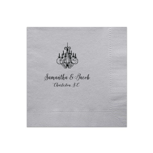 Sweet Chandelier Napkin