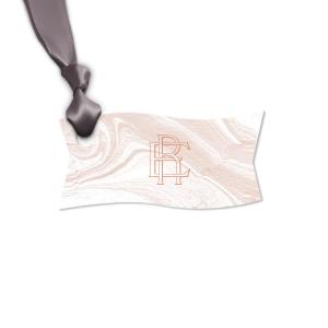 Interlocking Monogram Tag