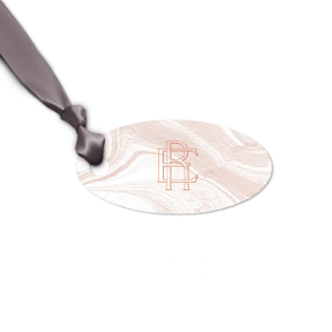 Interlocking Monogram Tag