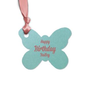Happy Birthday Tag