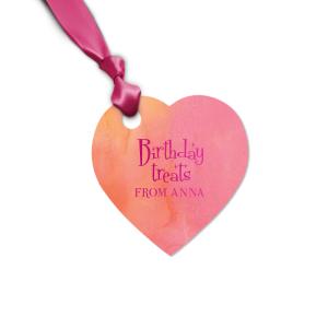 Birthday Treats Tag