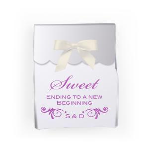 Sweet Ending Cake Box