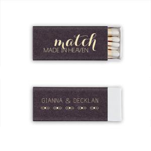 Match Made in Heaven Match