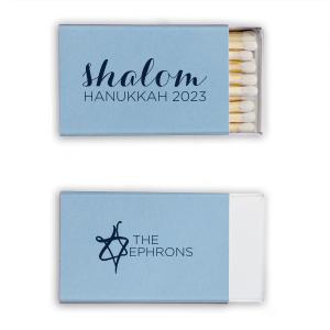 Shalom Hanukkah Match