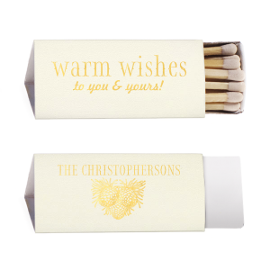 Warm Wishes Match