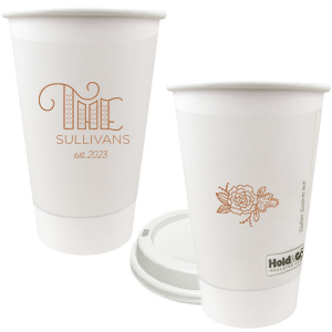 Family Name Paper Cup