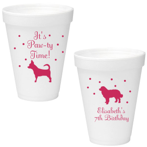 Puppy Party Cup