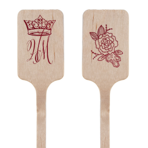 Royal Couple Stir Stick