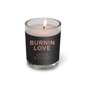 Burnin Love Votive Candle