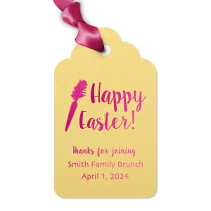 Easter Brunch Tag