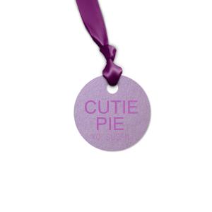 Cutie Pie Tag