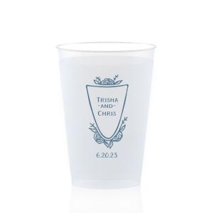 Rose Crest Frost Flex Cup