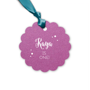 Birthday Dot Tag