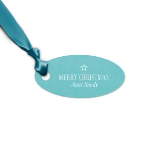 Christmas Star Tag