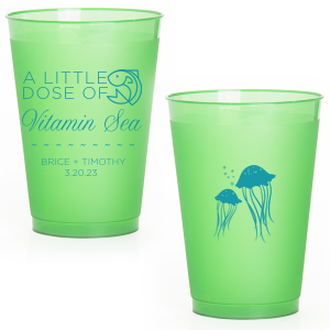 Vitamin Sea Frost Flex Cup